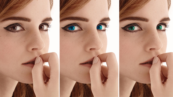 Photoshop Tutorial: How to Change Eye Colour