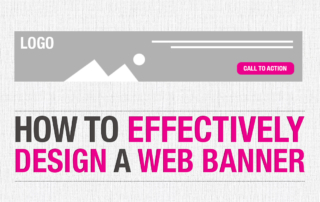 How to Effectively Design a Web Banner