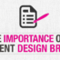 Client Design Brief