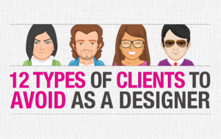 Types of Clients to Avoid as Designers