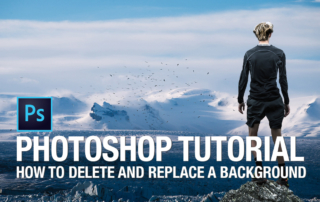 Adobe Photoshop Tutorial: How to Delete and Replace a Background in Adobe Photoshop