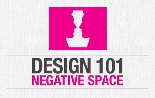 Design 101 ~ Negative Space