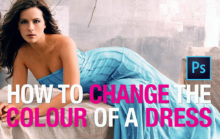 Photoshop Tutorial: How to Change Dress Colour