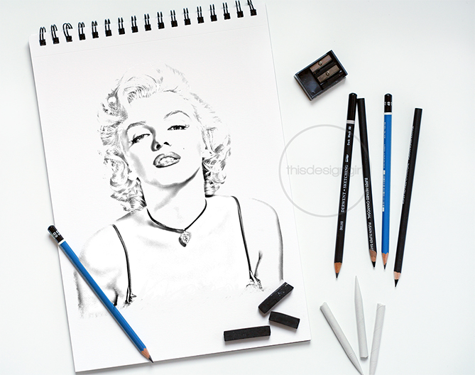 How to make a Photograph look like a Sketch in Photoshop