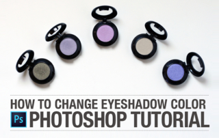 How to Change the Eyeshadow Color in Photoshop