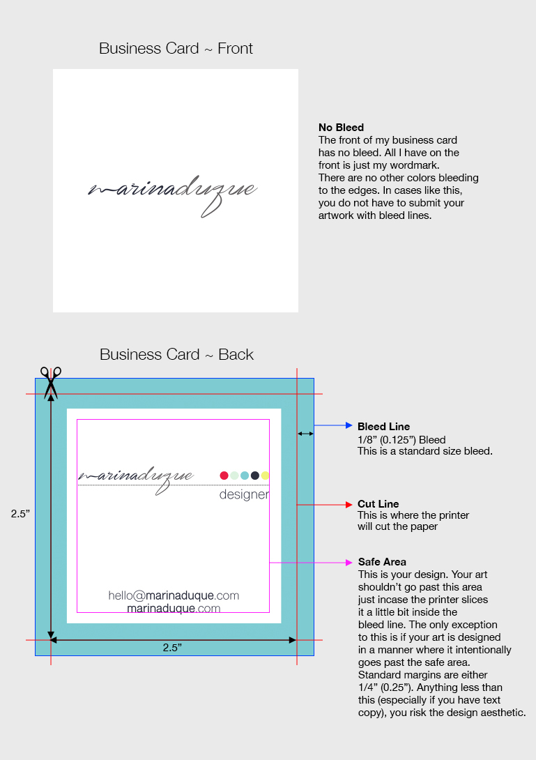 Everything you wanted to know about print bleeds this design girl everything you wanted to know about print bleeds magicingreecefo Image collections