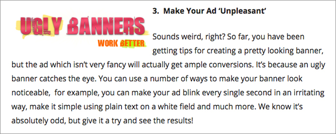 How To Effectively Design A Web Banner This Design Girl